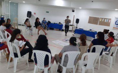 Trabajo en red en contextos frágiles: Experiencia en la región del Catatumbo (Colombia)