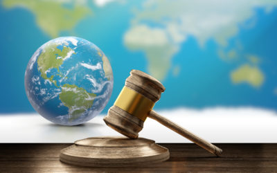 The Pervasiveness of Earth Jurisprudence: Rights of Nature and International Investment Law